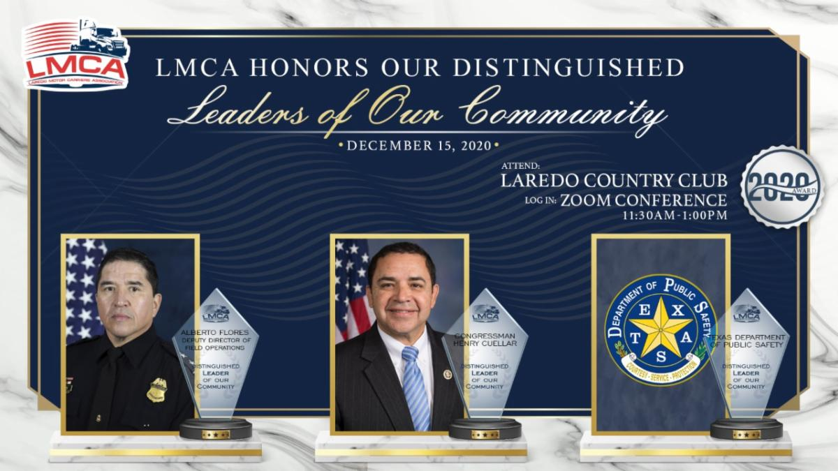 LMCA Honors Our Distinguised Leaders Of Our Community (RE-SCHEDULED EVENT)