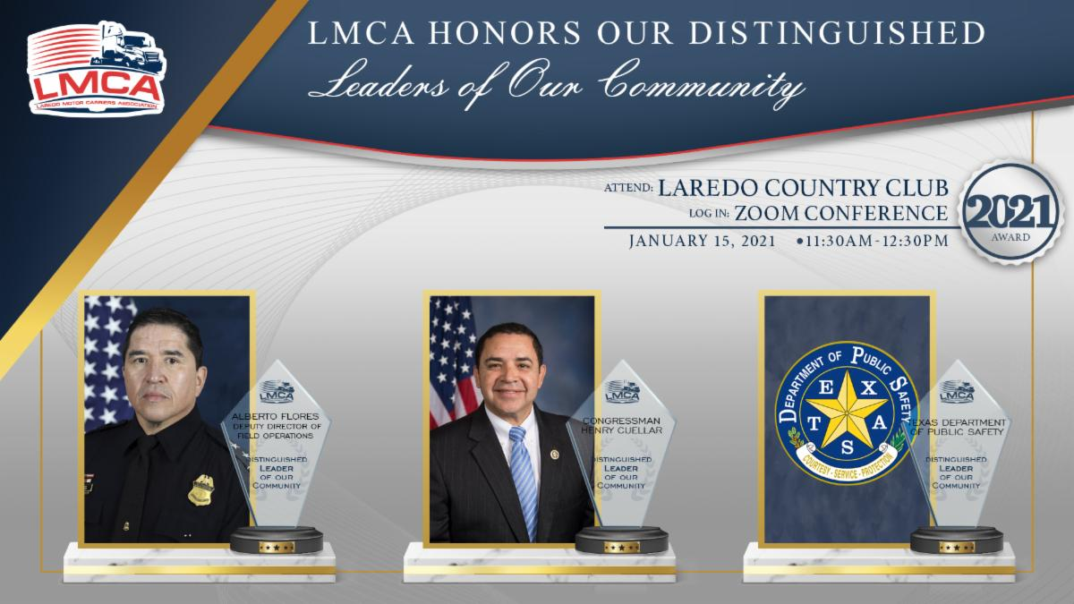 LMCA Honors Our Distinguished Leaders of Our Communities (Zoom)