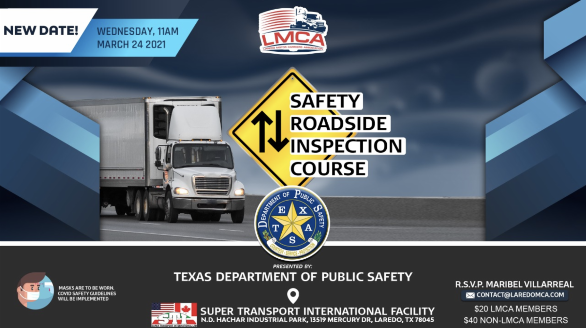 Safety Roadside Inspection Course
