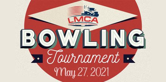 LMCA Bowling Tournament (2021) Invitation
