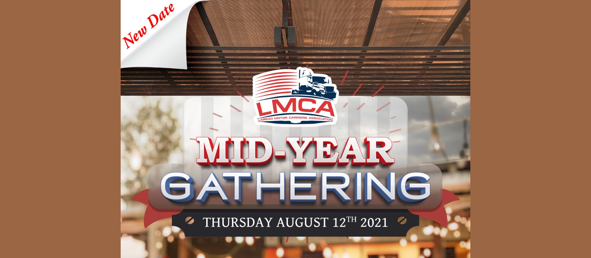 New Date for LMCA's Mid Year Gathering!