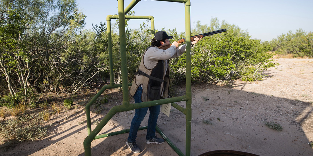 1st Annual Sporting Clays Tournament!
